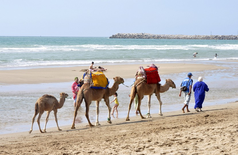 visitar Marruecos en Verano
