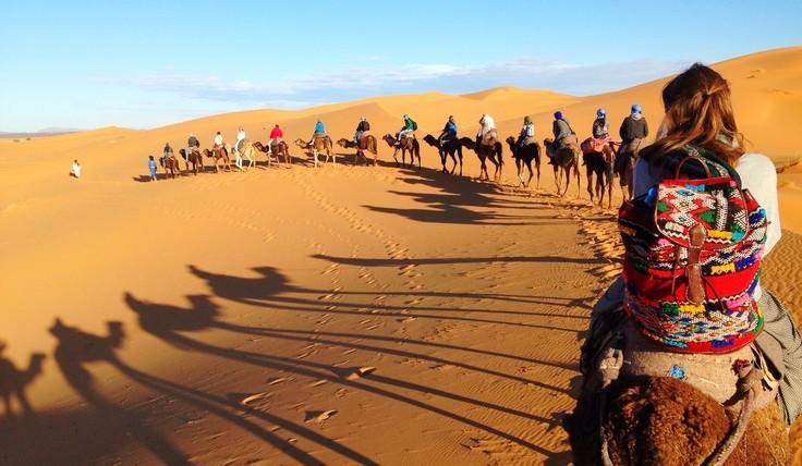 corazon de marruecos viaje desierto